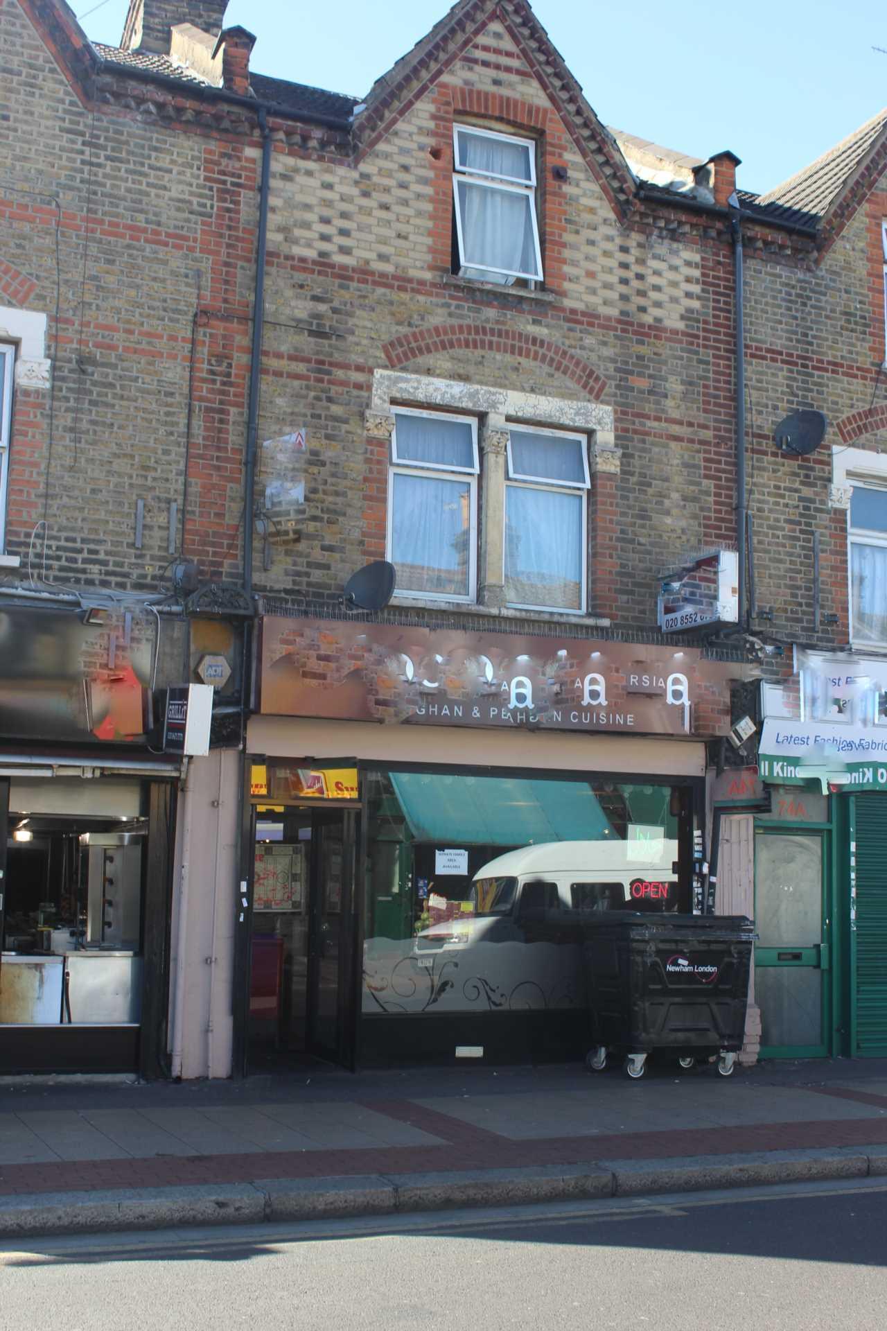 London E7 8JG, London